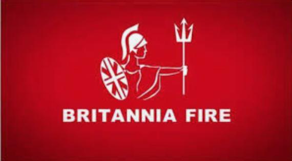 Brittania Fire